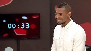 Die 60-Sekunden mit Jérôme Boateng (FC Bayern München)