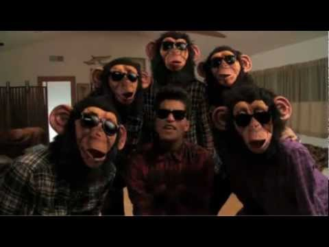 bruno mars the lazy song traduction francaise