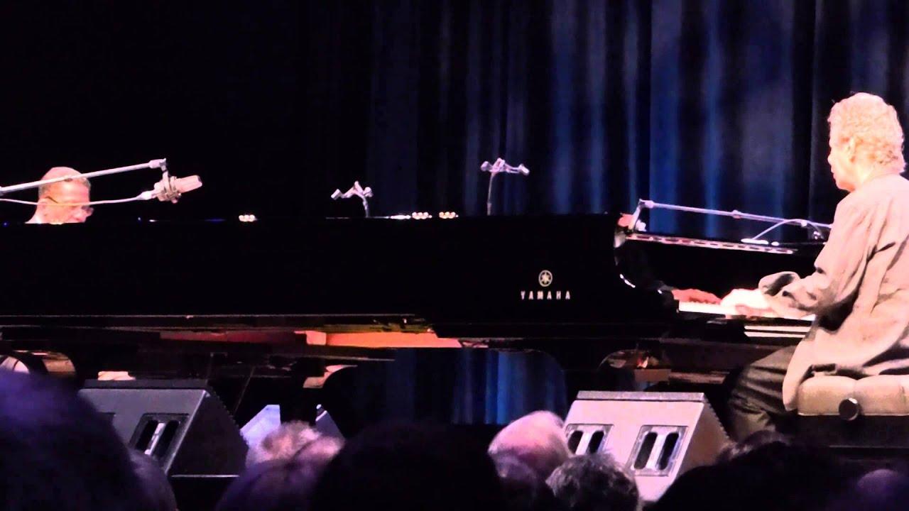 Herbie Hancock Chick Corea Cantaloupe Island Live In Concert 2015