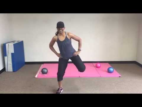 #WorkoutWednesday: No Joke Cardio Kickboxing