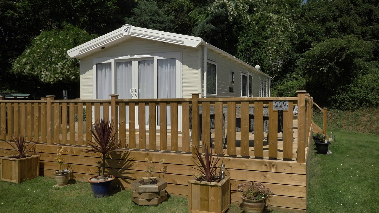 Holiday Homes for Sale in Norfolk - Woodland Holiday Park