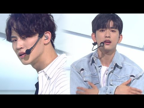 《Comeback Special》 JJ Project - Tomorrow, Today (내일, 오늘) @인기가요 Inkigayo 20170806