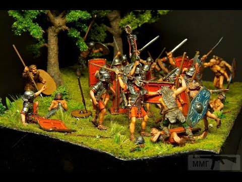 Варгеймерские наборы №11 и Варварская армия на реставрацию!