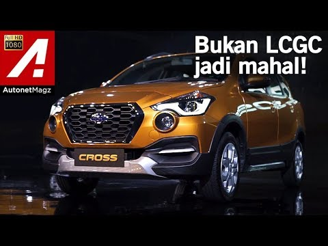 Datsun CROSS First Impression Review by AutonetMagz