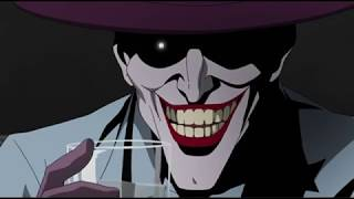 Джокер стреляет в Барбару Гордон (Бэтгерл)