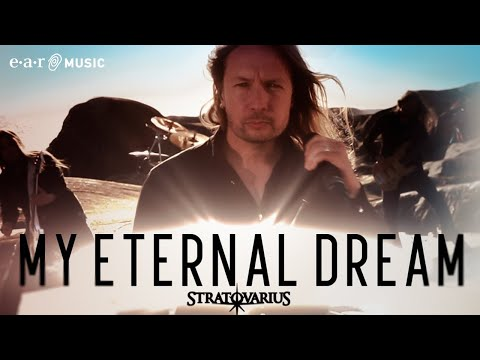"Stratovarius ""My Eternal Dream"" Official Music Video from the new album ""ETERNAL"""