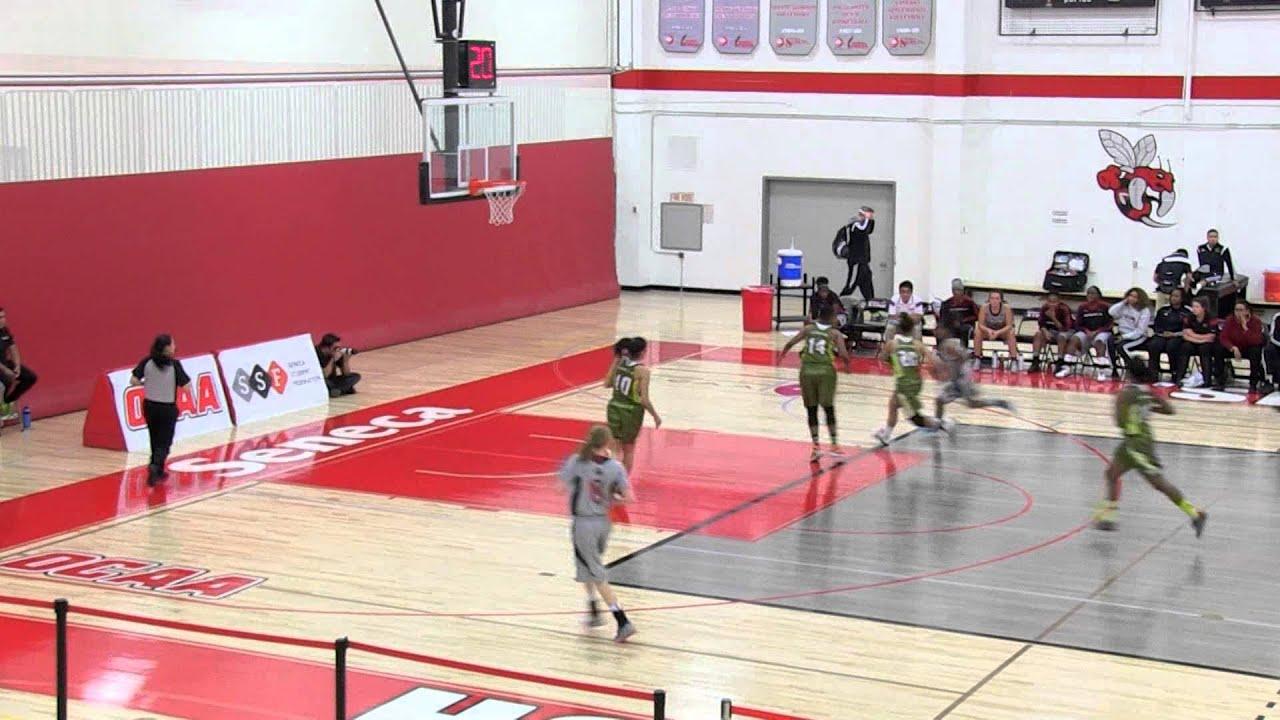 Sting Women's Basketball vs Centennial - Nov.25.2014 - YouTube