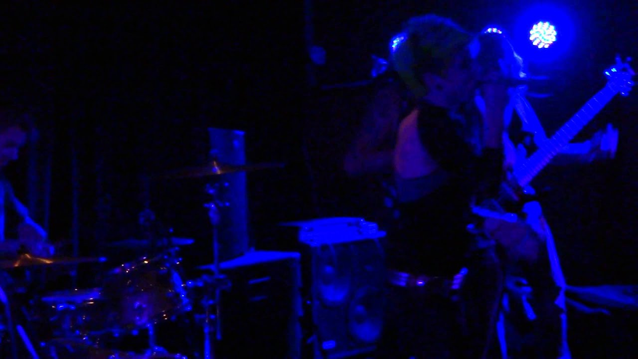 BRIDE DRESSED IN BLACK Masquerade   Live At Metropolitan Kitchen And Lounge