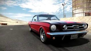 Project CARS #4 =2 laps= 65 Ford Mustang 2+2 Fastback