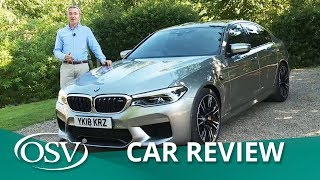 BMW M5 - Is it still the Benchmark Performance Saloon