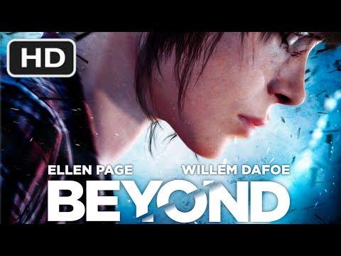 BEYOND: TWO SOULS - FULL MOVIE [HD] (Chronological Order) Complete Walkthrough