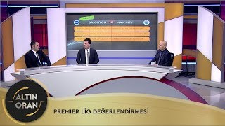 Altın Oran | Premier Lig 38. Hafta