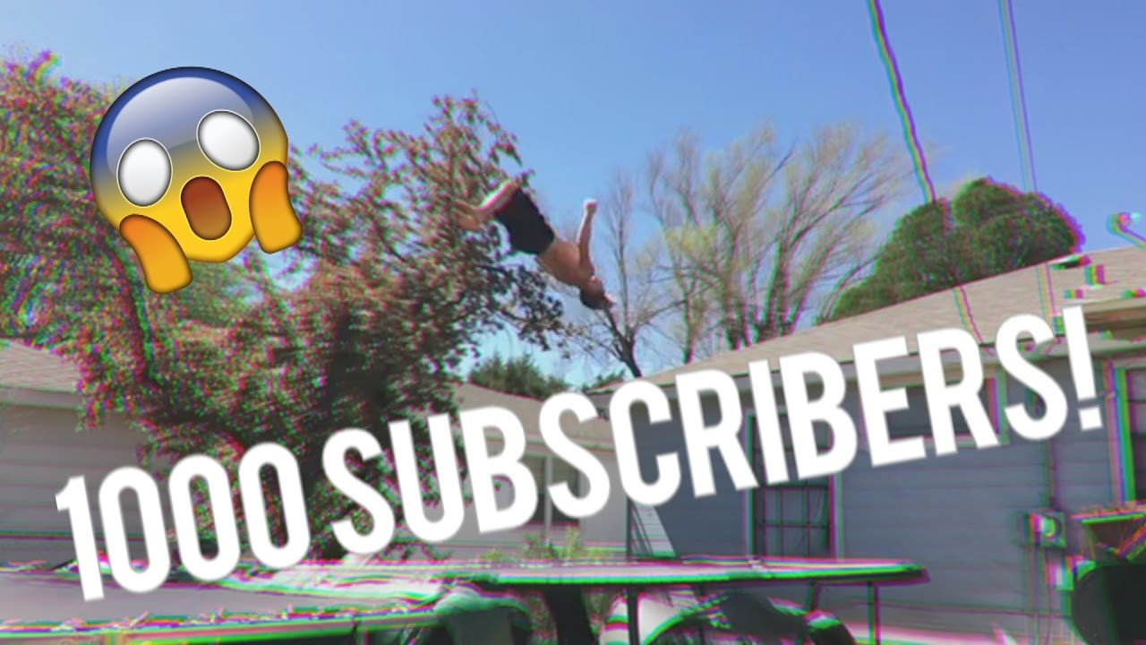 1000 subscribers special thank you all 2of4 - 37 part 3