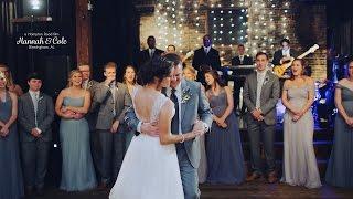 Every Tear We've Shared Has Been Joyful // Birmingham Wedding // Hannah & Cole
