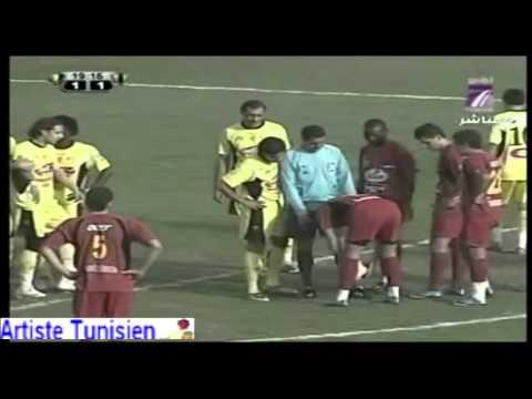 Match Complet Club athlétique bizertin 2-2 Espérance Sportive de Tunis 29-11-2009 CAB vs EST