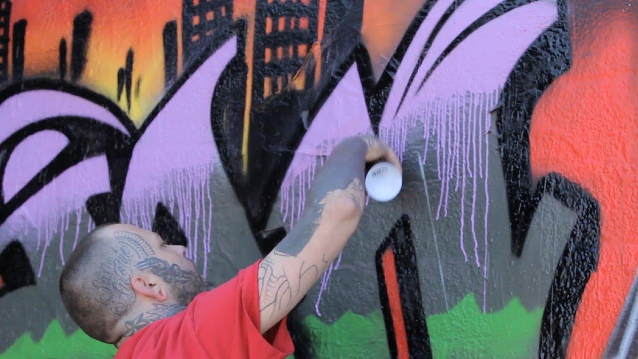 Graffiti Coloring Tips Art Youtube