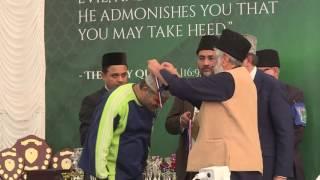 Majlis Ansarullah National Ijtema 2016 (English)