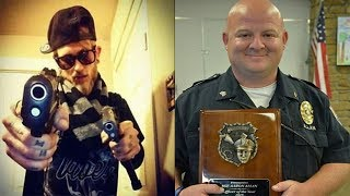 NeanderThug Jason Brown Gunned Down Southport Cop That Attempted To Help After Car Accident