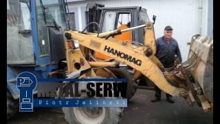 serwis i naprawa maszyn budowlanych | rolniczych