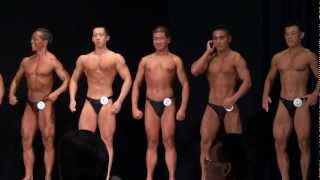 FITNESS & BOBY BULILDING CHAMPIONSHIPS IN KYOTO JAPAN ボディビル京...