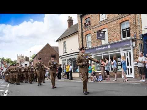 BBC Radio Oxford Farewell 23 Pnr Rgt 27th July 2014