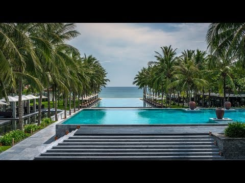 FOUR SEASONS RESORT THE NAM HAI (VIETNAM): SPECTACULAR HOTEL & POOLS