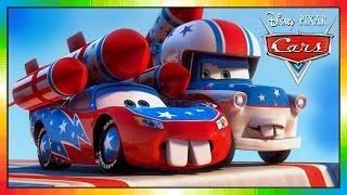 Cars Toon - DEUTSCH - GERMAN - Hooks unglaubliche Geschichten - Mater Toons - Disney (Videogame)