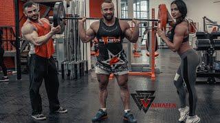 Качки Атакуют  Valhalla- Тренировка ног с Дмитрием Матониным #valhallaspb