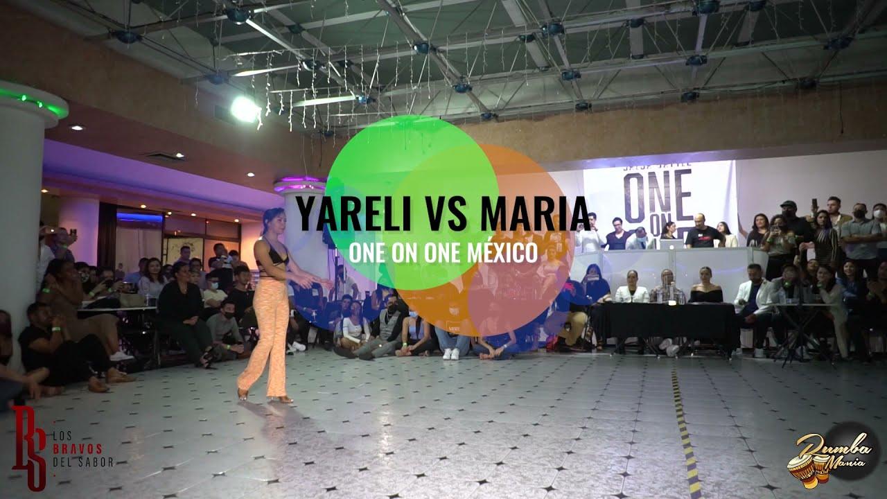 ONE ON ONE Mujeres México 2021 (Batallas Salseras de Baile)