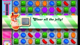 Candy Crush Saga Level 1665 walkthrough (no boosters)