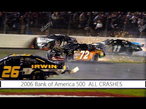 2006 Bank of America 500