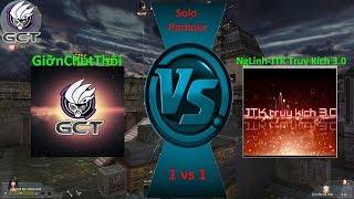 ►Truy Kích 2: Solo Pakour GCT Vs Rika Gaming (JTK Truy Kích) (Reup) ✔