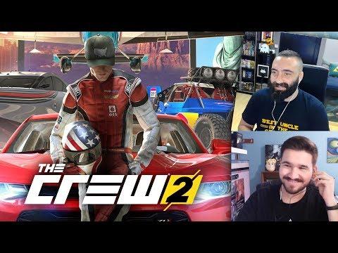 THE CREW 2: Το racing λούνα παρκ!