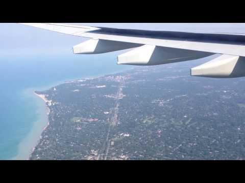 Turkish Airlines Landing - Chicago O'Hare International Airport