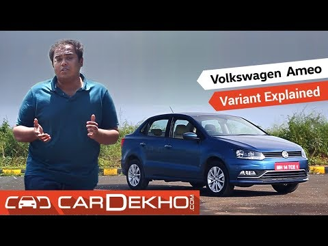 Volkswagen Ameo Diesel Review | First Drive | CarDekho