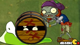 Plants Vs Zombies 2: Dark Ages Spring Bean August 20 Piñata Party Mission Impossible