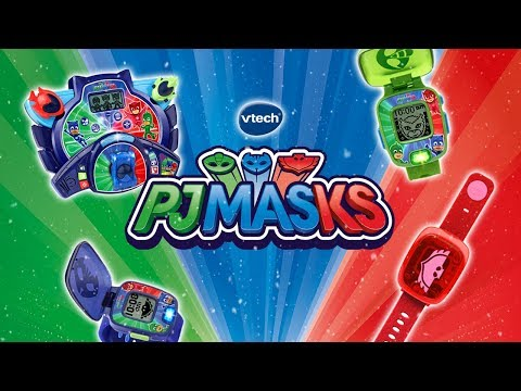 Join the Heroes of the Night with these New PJ Masks Toys from VTech! | A Toy Insider Play by Play