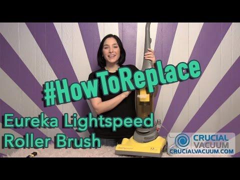 Eureka Lightspeed 4700D5, 4752A & 4750A Roller Brush, Replacement Part # 60844-10