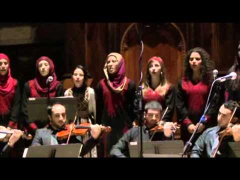 Ensemble National de Musique Arabe de Palestine // The Palestine National Ensemble of Arabic Music