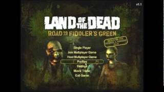 Let's Play Land Of The Dead: Road To Fiddler's Green Part 1