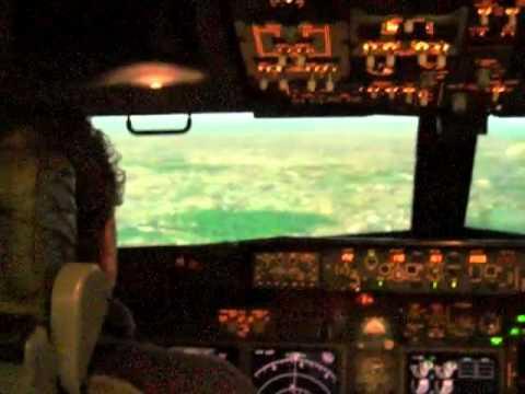Schnittshow.com: Schnitt lands Boeing 737-700 SIM Tampa