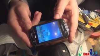 Как восстановить BGA пятаки на материнской плате мобильного телефона.Часть 2(Наконец то мы добрались до восстановления пятаков на материнской плате мобильного телефона. Что нужно..., 2014-12-24T16:20:08.000Z)