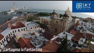 Sky Zoom: Cartagena la Fantástica desde un drone
