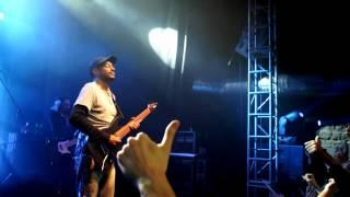TONY MACALPINE DREAM MECHANISM TOUR 2012