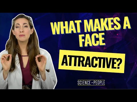 What Makes A Face Attractive?