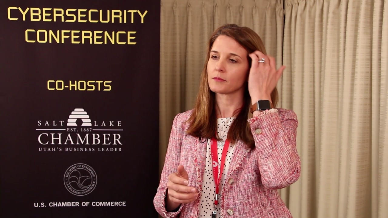2017 Cybersecurity Conference Emily Stapf