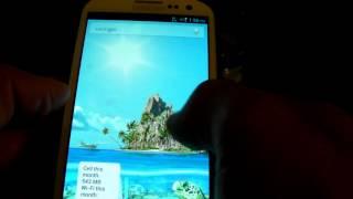 REVIEW: Ocean Aquarium 3D: Turtle Isle Live Wallpaper LWP!