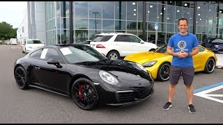 Does this Porsche 911 4S prove you DON'T need a 2020 911?