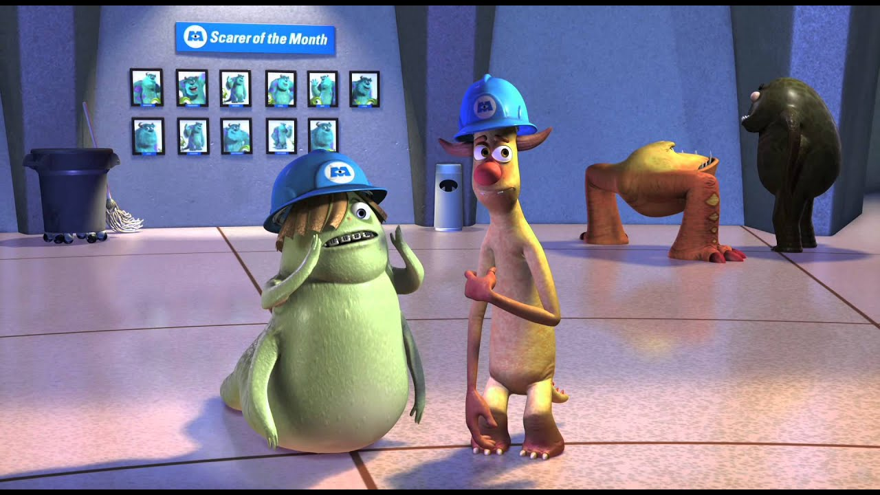 Pictures of Monsters Inc Randalls Assistant - #rock-cafe