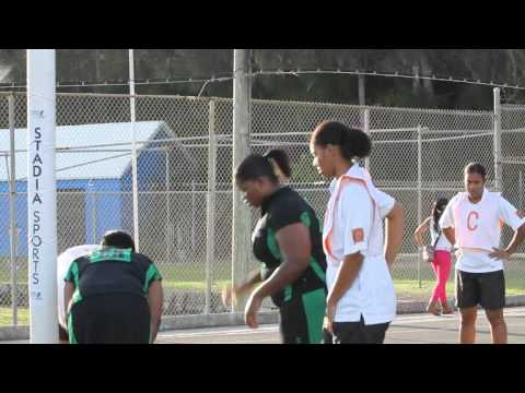 #2 Netball Bermuda October 22 2011